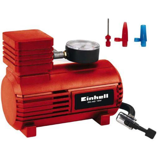 Einhell CC-AC 12 V autó kompresszor (2072112)