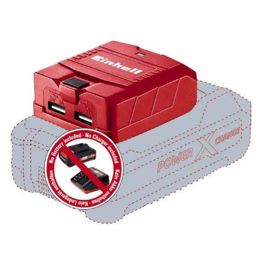 Einhell TE-CP 18 Li USB-Solo Akkumulátor adapter (4514120)