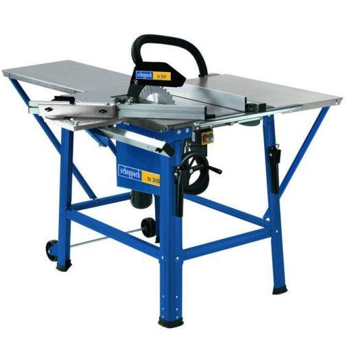 Scheppach TS310 Asztali körfűrész 230V + ajándék fűrészlap (4901305901)