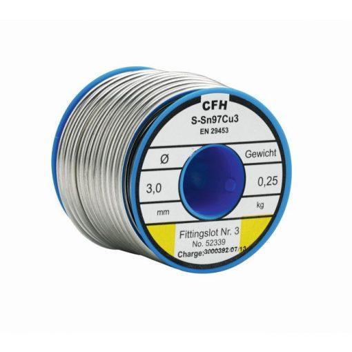 CFH Fitting-forrasztóón WL339 250g (52339)