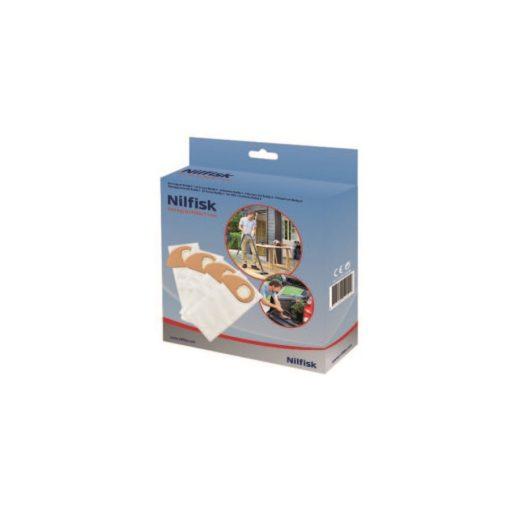 Nilfisk Buddy II porzsák (4db/doboz)  81943048