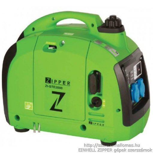 Zipper ZI-STE2000IV Inverteres áramfejlesztő
